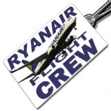 RYANAIR Flight Crew Tag